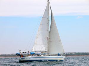 Used Garcia Passoa 47 Cruiser Sailboat For Sale