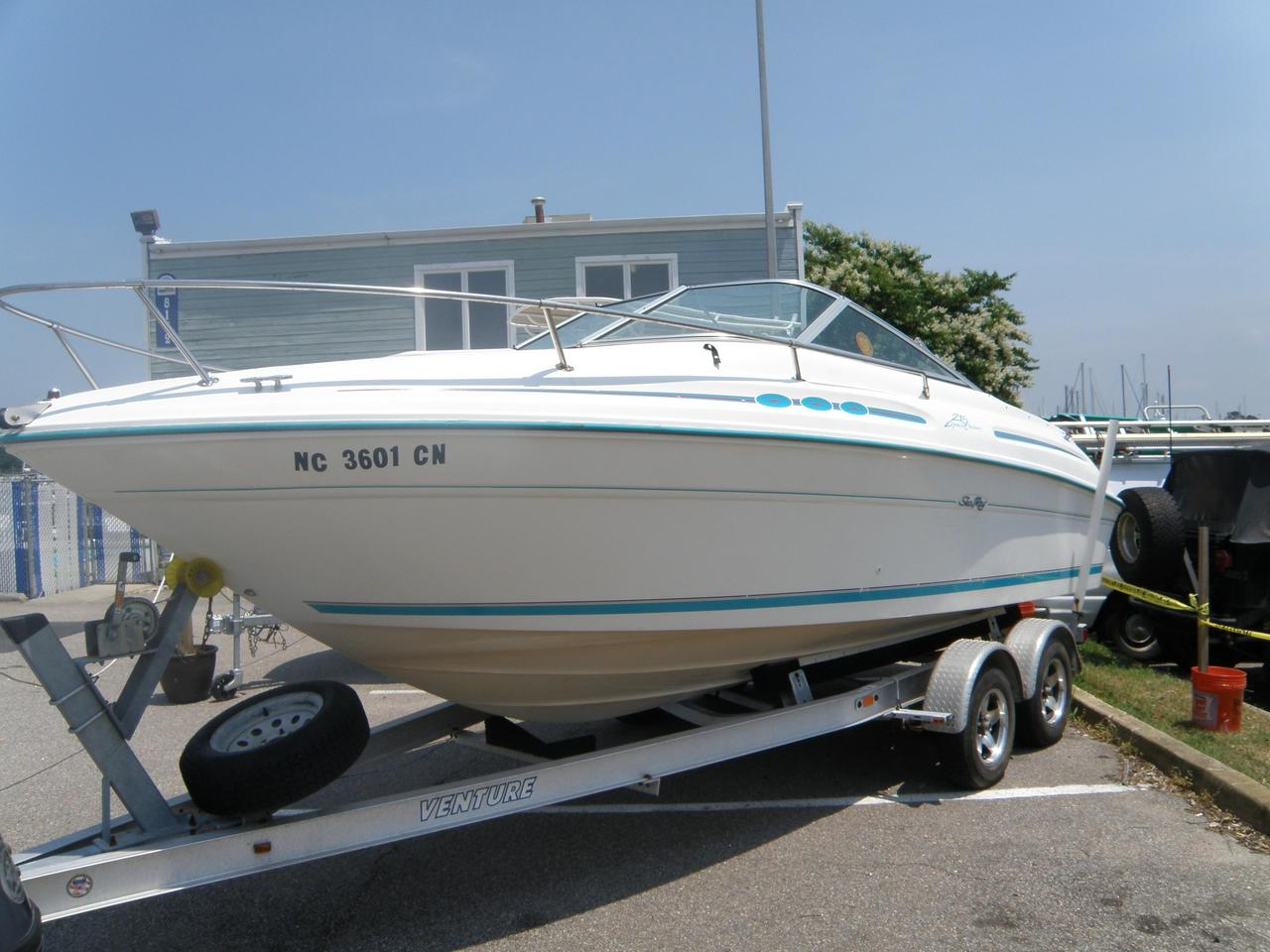 ... Used Sea Ray 215 Express Cruiser Boat For Sale ...