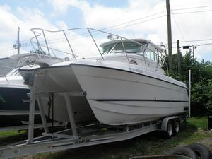 Used Glacier Bay 2685 Coastal Runner Cuddy Cabin Boat For Sale
