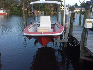 Used C-Hawk 160 Center Console Fishing Boat For Sale