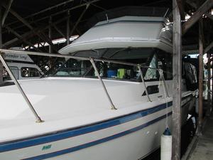 Used Fiberform Executive 33 Cruiser Boat For Sale