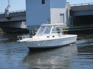 Used Luhrs 290 Tournament Saltwater Fishing Boat For Sale