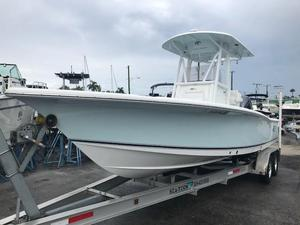 Used Sea Hunt BX 24 BR Center Console Fishing Boat For Sale