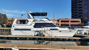 Used Marine Trading Med Yacht 48 Trawler Boat For Sale