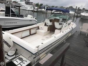 Used Grady-White Off Shore 24 Walkaround Fishing Boat For Sale