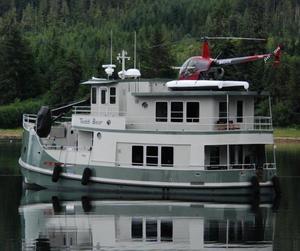 Used Custom Coaster Trawler Boat For Sale