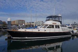 Used Alden Flybridge Express 49 Flybridge Boat For Sale