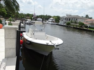 Used Edgewater Center Console Fishing Boat For Sale