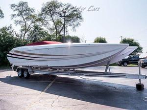 New Sonic 32 High Performance Boat For Sale