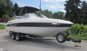 Used Stingray 250 LR Bowrider Boat For Sale