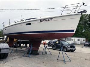 Used Hunter 336 Sloop Sailboat For Sale