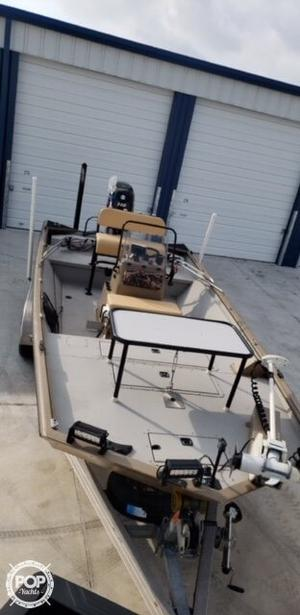 Used Sea Ark 2072 FXT Elite Center Console Fishing Boat For Sale