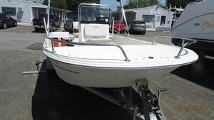 Used Triumph 170 Bass Center Console Fishing Boat For Sale