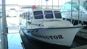 Used Glenn Young 37 Lafitte Commercial Boat For Sale