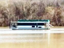Used Lakeview House Boat For Sale
