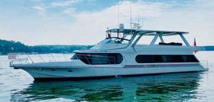 Used Bluewater Yachts Bluewater 623 Motor Yacht For Sale