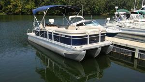 Used Bennington Tri-Toon 24 SLX Pontoon Boat For Sale