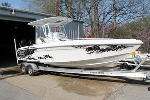 New Glasstream 280 Pro-xs High Performance Boat For Sale