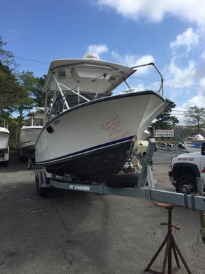 Used Seacraft Cuddy Cabin Boat For Sale