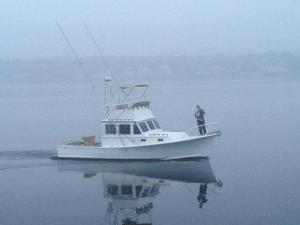 Used Jc Downeast Fishing Boat For Sale