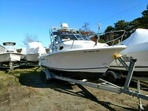Used Sea Hunt 225 Victory Cuddy Cabin Boat For Sale