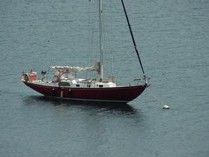 Used Rhodes Bounty II Sloop Sailboat For Sale