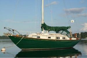 Used Bristol Sloop Sailboat For Sale