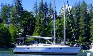 Used Jeanneau Sun Odyssey Cruiser Sailboat For Sale