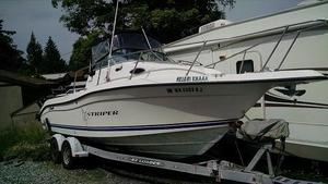 Used Seaswirl Striper 2300 Cuddy Cabin Boat For Sale