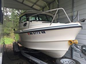 Used Arima 21 Sea Ranger Cuddy Cabin Boat For Sale