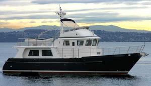 Used Seahorse Marine Pilothouse Trawler Boat For Sale