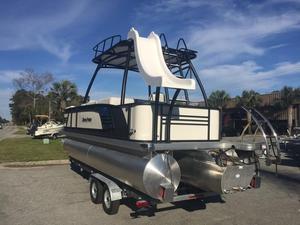 New Aqua Patio AP 235 SDP Pontoon Boat For Sale