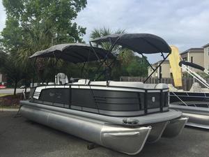 New Aqua Patio AP 235 CB Pontoon Boat For Sale
