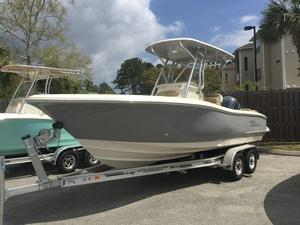 New Pioneer Islander 222 Center Console Fishing Boat For Sale