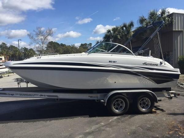 New Hurricane SD 187 OB Bowrider Boat For Sale