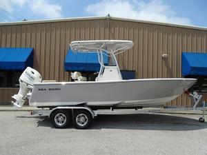 New Sea Born LX22 Center Console Fishing Boat For Sale