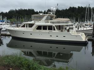 Used Offshore 72 Cockpit Motoryacht Motor Yacht For Sale
