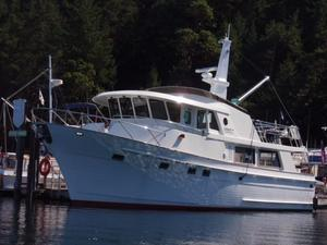 Used Integrity 496 CE NW Pilothouse Trawler Boat For Sale