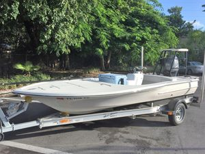 Used Chaos Bonefish Sports Fishing Boat For Sale
