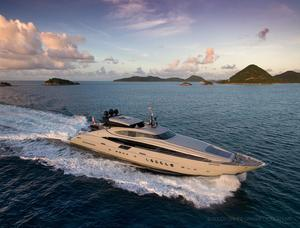 Used Palmer Johnson Pj150 Motor Yacht For Sale