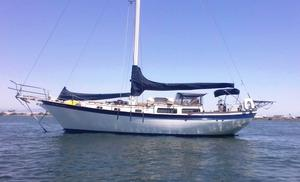 Used Downeaster 38 Cutter Sailboat For Sale