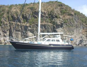 Used Tayana 460 Vancouver Pilothouse Sailboat For Sale