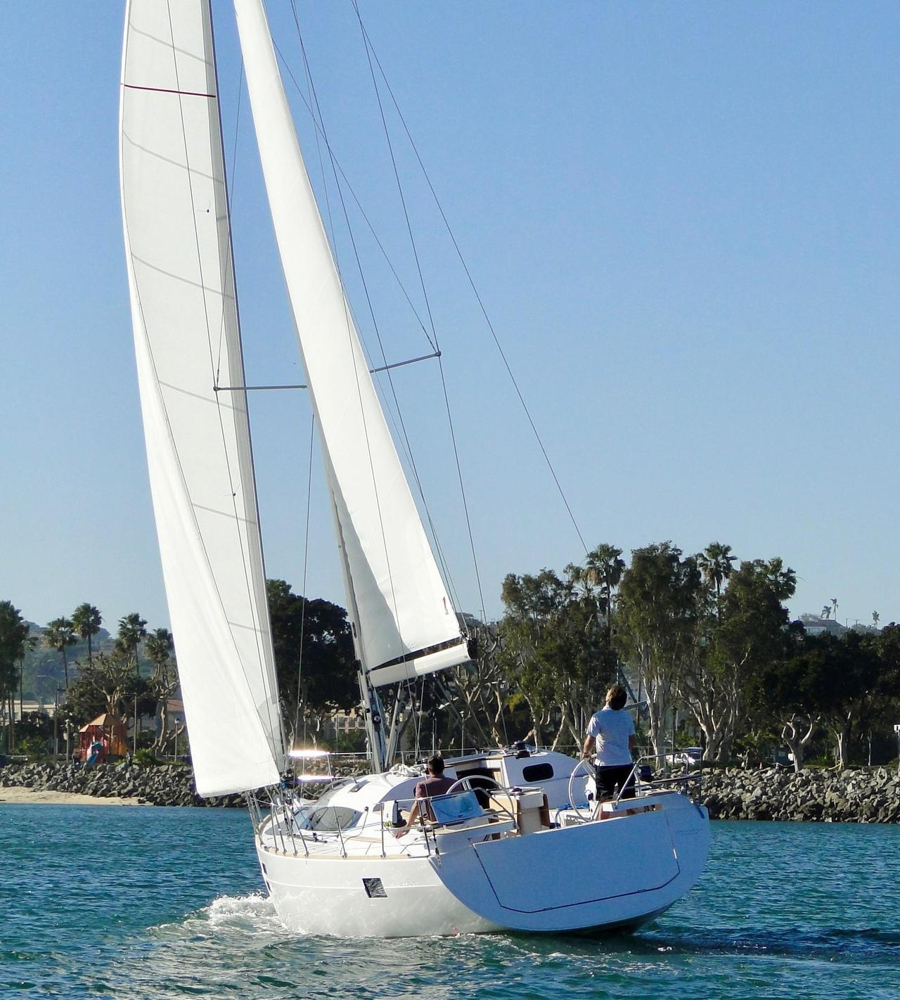 788bfdef26 2018 Used Elan Impression 45 Cruiser Sailboat For Sale - $358,000 ...