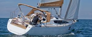 New Elan Impression 35 Cruiser Sailboat For Sale