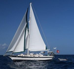 Used Gozzard 44 Cutter Sailboat For Sale