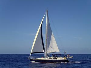 Used Hans Christian 4750 Cruiser Sailboat For Sale