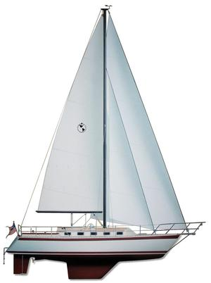 Used Caliber 35lrc SE Cruiser Sailboat For Sale