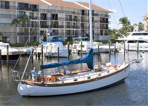 Used Hans Christian 43 Cruiser Sailboat For Sale