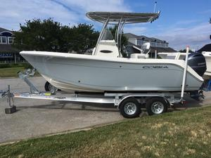 New Cobia 201 Center Console Center Console Fishing Boat For Sale