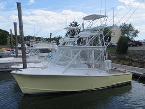 Used Tides 27 Sports Fishing Boat For Sale